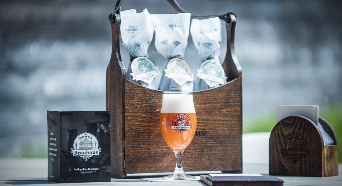 Domus Brauhaus Leuven _ Bierpakket